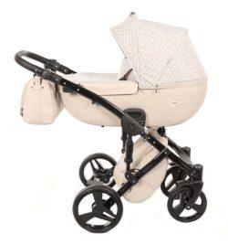 Детская коляска Junama Madena 2 в 1 (бежевый)