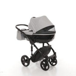 Детская коляска Junama Diamond 2 в 1 (серый)
