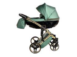 Детская коляска Junama Diamond 2 в 1 (зеленый)