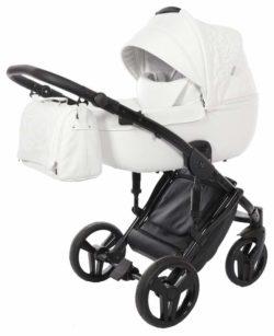 Детская коляска Junama Enzo 3 в 1 (белый)