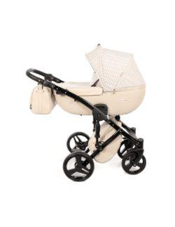 Детская коляска Junama Madena 3 в 1 (бежевый)