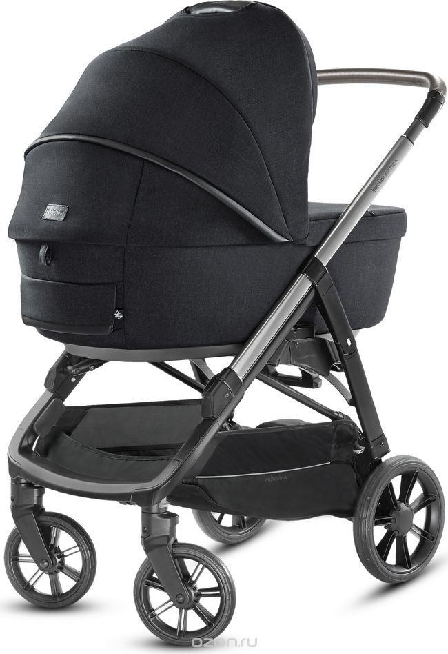Детская коляска Inglesina Aptica 4 в 1 (черный)