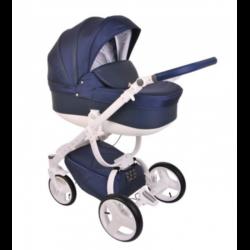 Детская коляска LONEX COSMO 3 В 1 (синий)