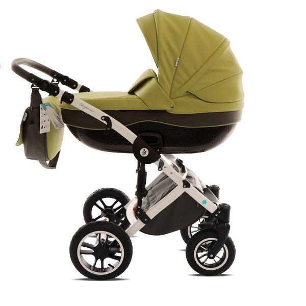 Детская коляска Noordline Stephania 2 в 1 (желтый)