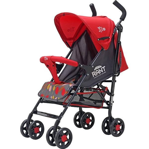 Детская коляска-трость Rant Rio (красный)
