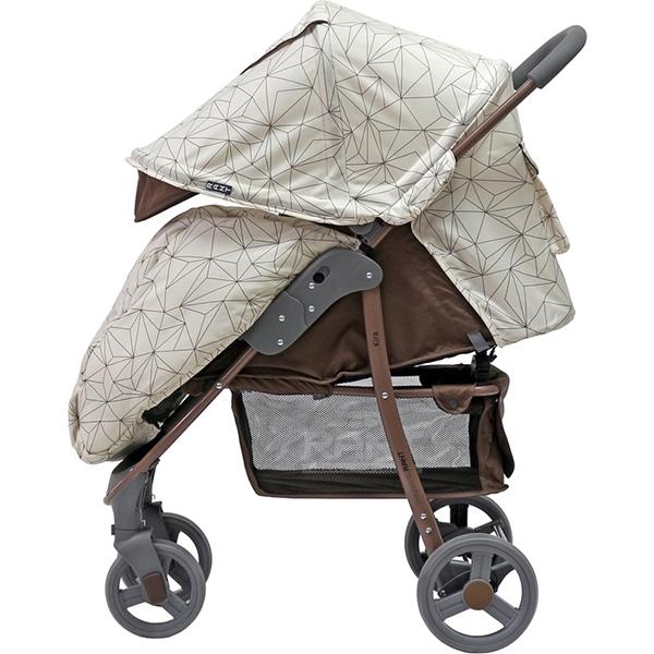 Прогулочная коляска Rant Kira, 2017 (бежевый)