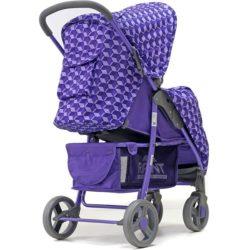 Прогулочная коляска Rant Kira, 2017 (фиолетовый)