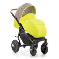 Детская коляска Tutis Orbit 3 в 1 (желтый)