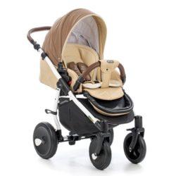 Детская коляска Tutis Orbit 3 в 1 (светло-коричневый)