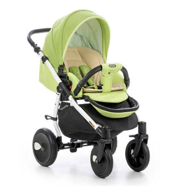 Детская коляска Tutis Orbit 3 в 1 (зеленый)