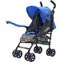 Детская коляска-трость Rant Rio (синий)