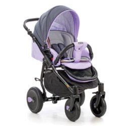 Детская коляска Tutis Orbit 3 в 1 (фиолетовый)