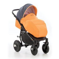 Детская коляска Tutis Orbit 3 в 1 (оранжевый)