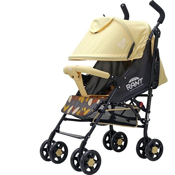 Детская коляска-трость Rant Rio (кремовый)