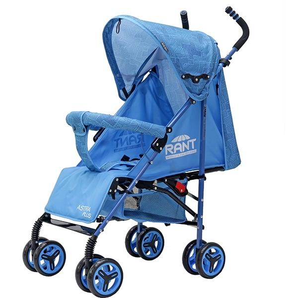 Детская коляска-трость Rant Astra Plus (синий)
