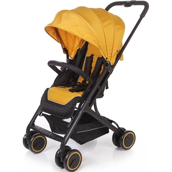 Прогулочная коляска Jetem Micro (желтый)