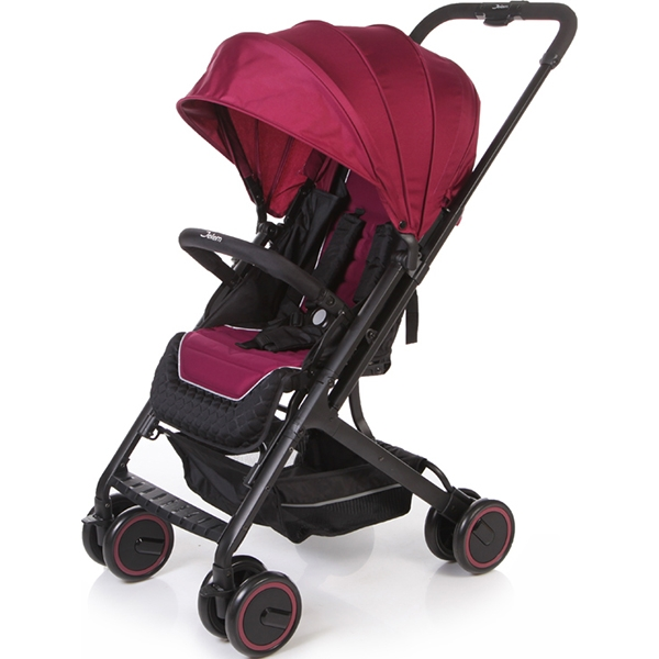 Прогулочная коляска Jetem Micro (розовый)