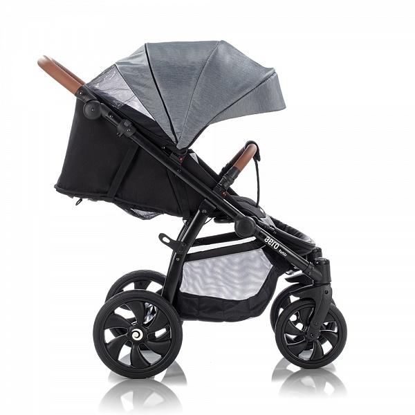 Прогулочная коляска Tutis Aero (черный/серый)