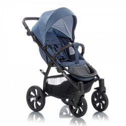 Прогулочная коляска Tutis Aero (голубой)