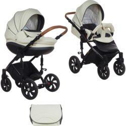 Детская коляска Tutis Mimi Style 2 в 1 (бежевый)