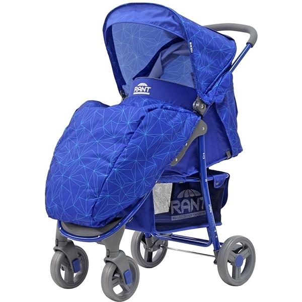 Прогулочная коляска Rant Kira, 2017 (синий)