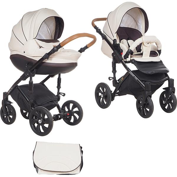 Детская коляска Tutis Mimi Style 2 в 1 (белый)