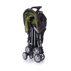 Прогулочная коляска Jetem Elegant (зеленый/серый)