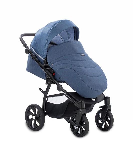 Детская коляска Tutis Aero 2 в 1 (голубой)