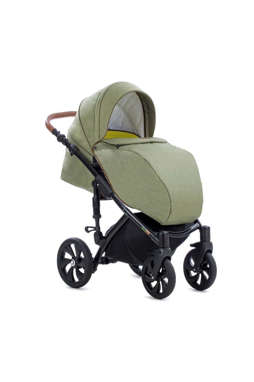 Детская коляска Tutis Mimi Style 3 в 1 (зеленый)