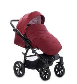 Прогулочная коляска Tutis Aero (красный)