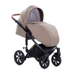 Детская коляска Tutis Mimi Style 2 в 1 (светло-коричневый)