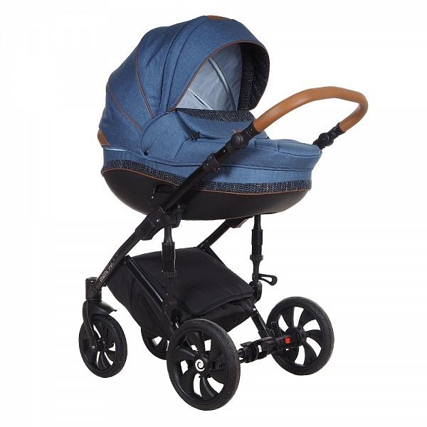 Детская коляска Tutis Mimi Style 3 в 1 (джинсовый)