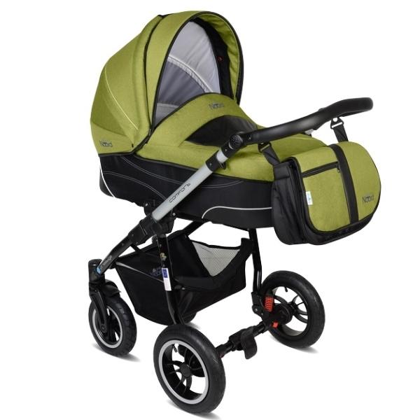 Детская коляска Noordline Beatrice Alu 2 в 1 (зеленый)