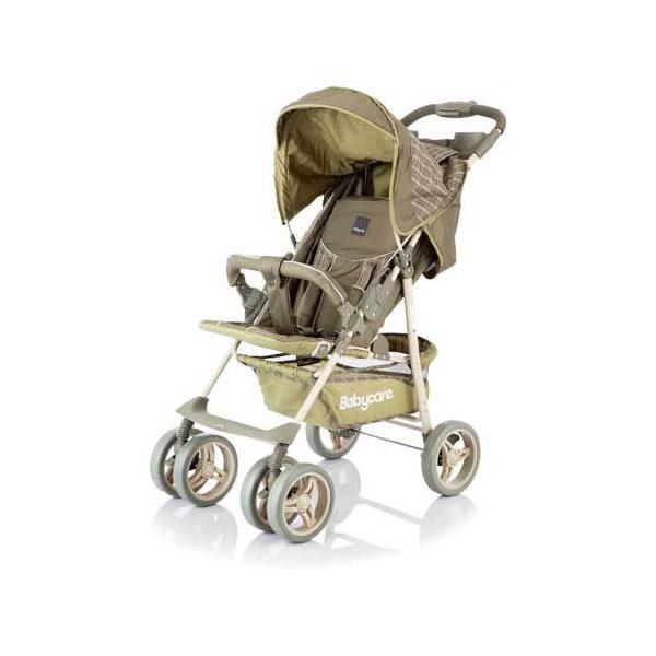 Детская прогулочная коляска Baby Care Voyager (хаки)