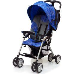 Прогулочная коляска Jetem Elegant (синий с рисунком)