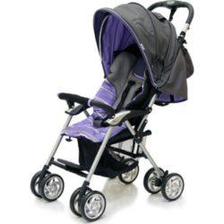 Прогулочная коляска Jetem Elegant (фиолетовый/серый)