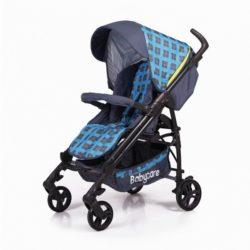 Детская коляска-трость Baby Care GT4 (голубой)
