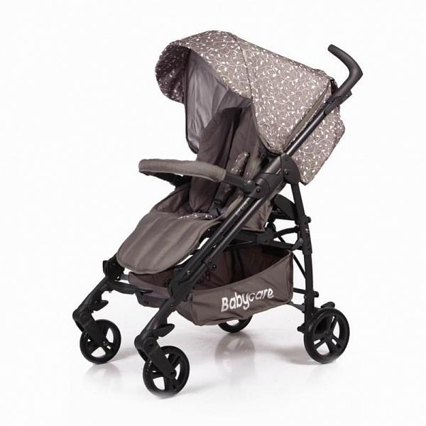 Детская коляска-трость Baby Care GT4 (коричневый)