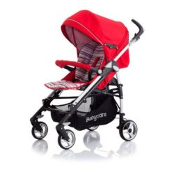 Детская коляска-трость Baby Care GT4 (красный)