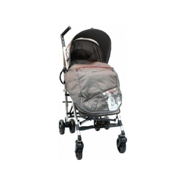 Детская коляска-трость Jetem London (серый)