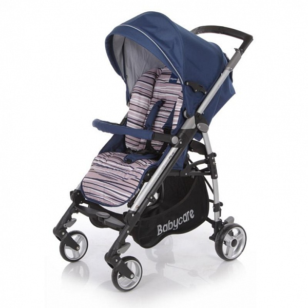 Детская коляска-трость Baby Care GT4 Plus (синий)