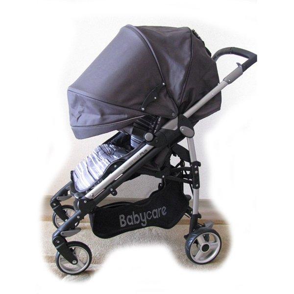 Детская коляска-трость Baby Care GT4 Plus (темно-серый)