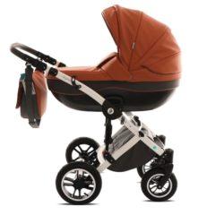 Детская коляска Noordline Stephania 2 в 1 (оранжевый)