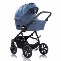 Детская коляска Tutis Aero 2 в 1 New 2019 №102 (Голубой)