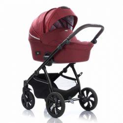 Детская коляска Tutis Aero 2 в 1 New 2019 №105 (Красный)