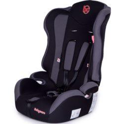 Детское автокресло Baby Care Upiter (Чёрный/серый)
