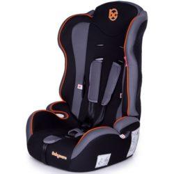 Детское автокресло Baby Care Upiter (Чёрный/оранжевый)
