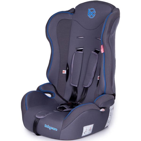 Детское автокресло Baby Care Upiter (Серый)