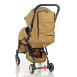 Прогулочная коляска Jetem Muzzy (желтый)