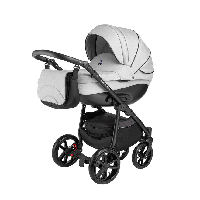 Детская коляска Noordline Olivia Sport 3 в 1 (серый)